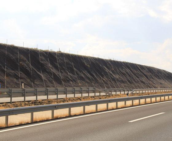 Talufix en autopista de peaje abierta