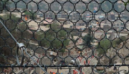 Barreras contra Huaicos Chosica