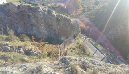 Estabilización de talud próximo a Priego de Córdoba