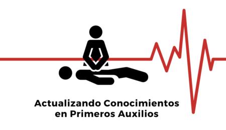 Actualizando Conocimientos en Primeros Auxilios