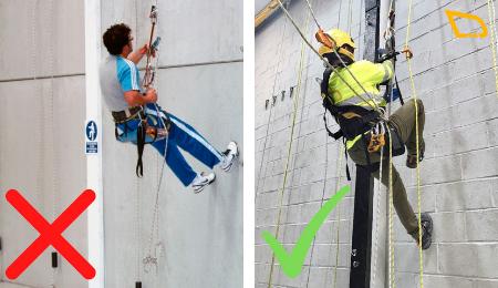10 errrores imperdonables en los trabajos verticales