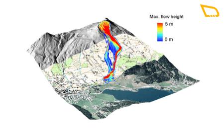 Geotecnia: Metodologías de simulación de caída de rocas