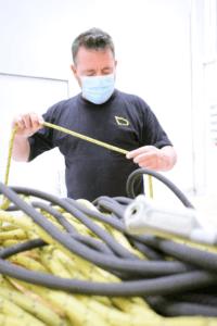 Mantenimiento y vida útil de una cuerda