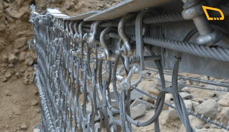 Las barreras anti-huaico o debris flow